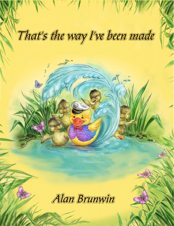 Book about Toy Duck